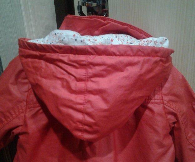 Яркая детская куртка. Фото 3. Самара.