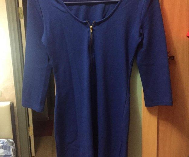 Синее платье. Фото 2. Краснодар.