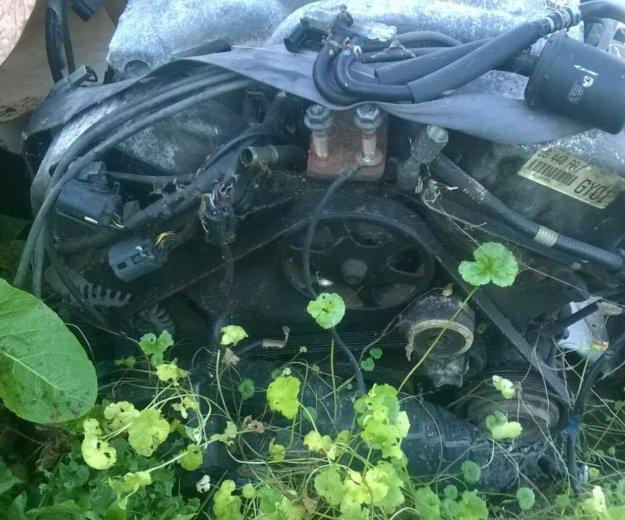 Двигатель на мазду мpv. Фото 1.