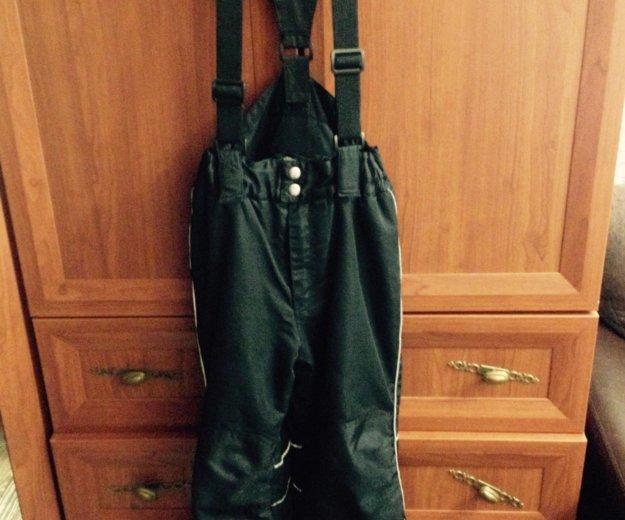 Комбинезон-штаны. Фото 1.
