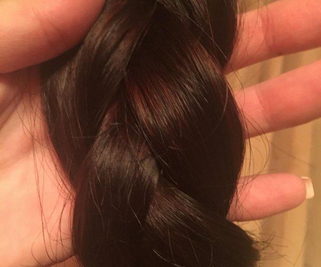 Волосы натуральные славянка 70 см. Фото 4.