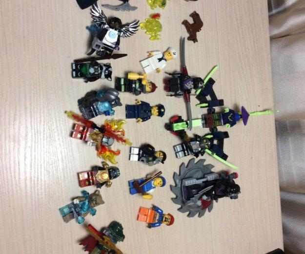 Лего минифигурки. Фото 1. Нальчик.