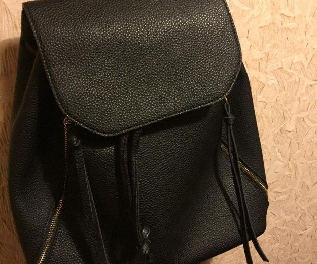 Рюкзак кожаный. Фото 3. Москва.