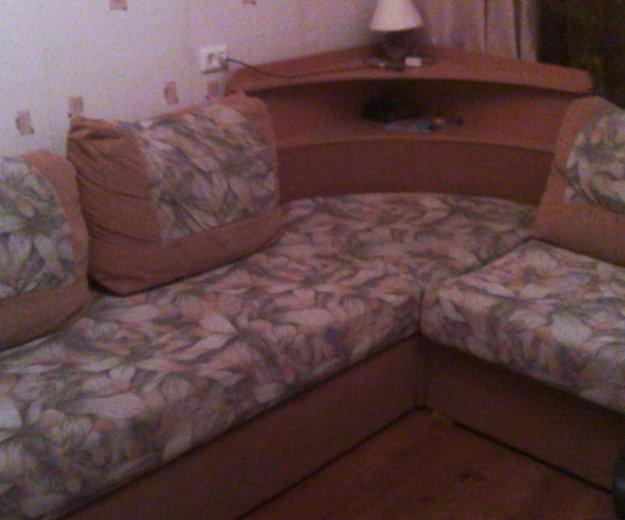 """Угловой диван с системой """"дельфин"""". Фото 3. Санкт-Петербург."""