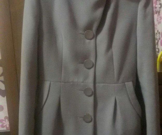Пальто утепленное. Фото 2. Липецк.