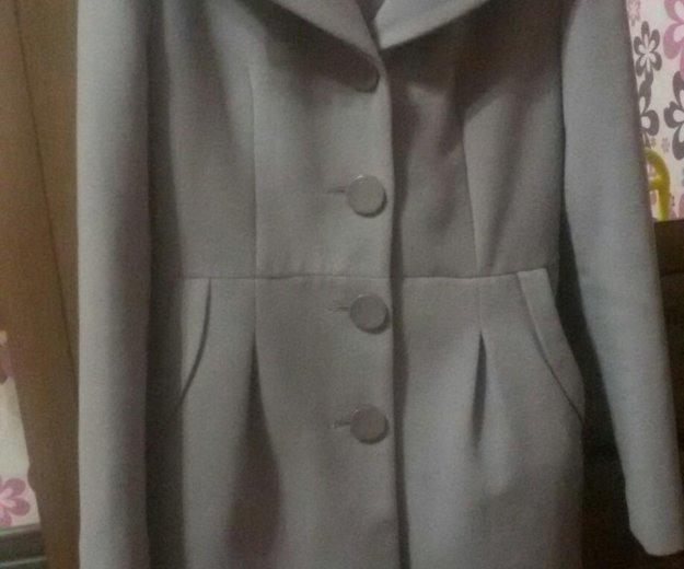 Пальто утепленное. Фото 1. Липецк.