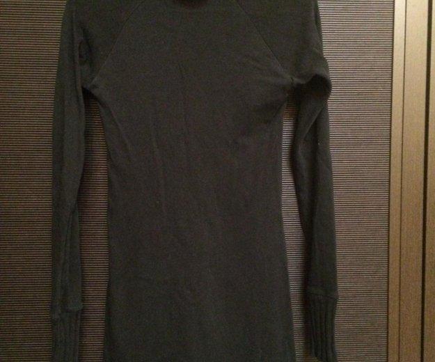 Облегающее, короткое платье zara. Фото 1. Москва.