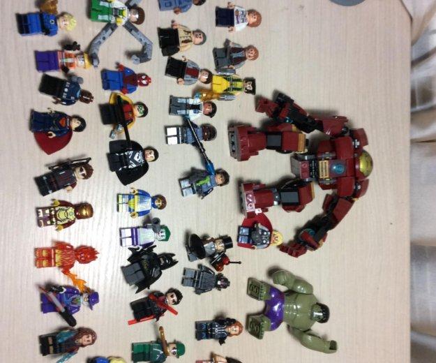 Лего минифигурки. Фото 2. Нальчик.
