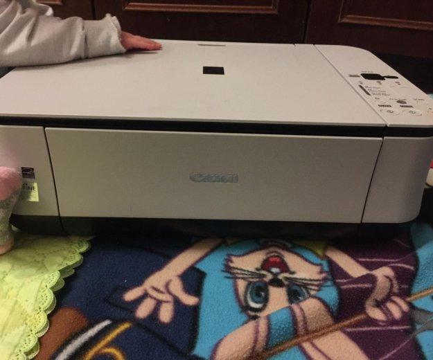 Принтер canon pixma mp 252. Фото 1.