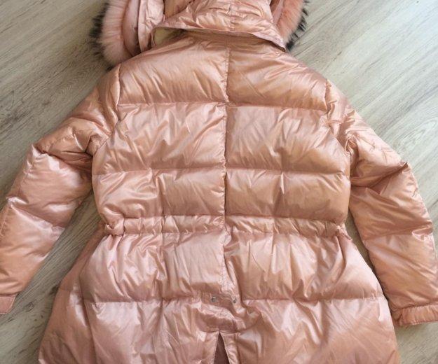Пуховик куртка парка новая. Фото 2.