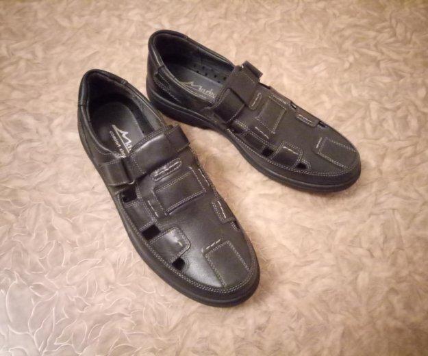 Новые мужские туфли. Фото 1. Москва.