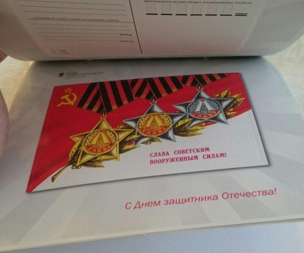 Подарочный набор от банка. репродукции открыток. Фото 1. Санкт-Петербург.
