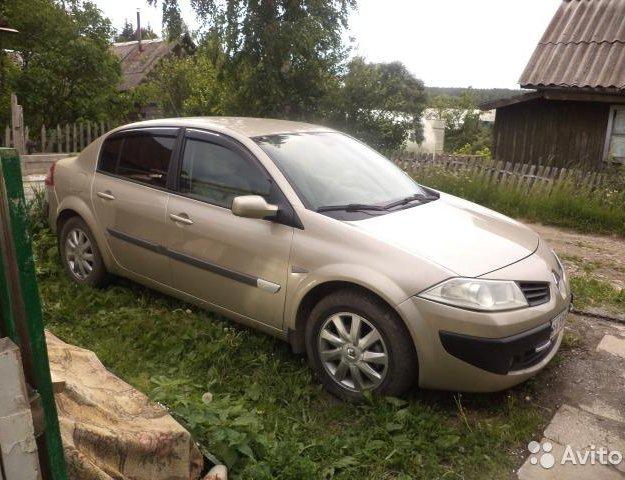 Renault megane 2. Фото 4. Златоуст.