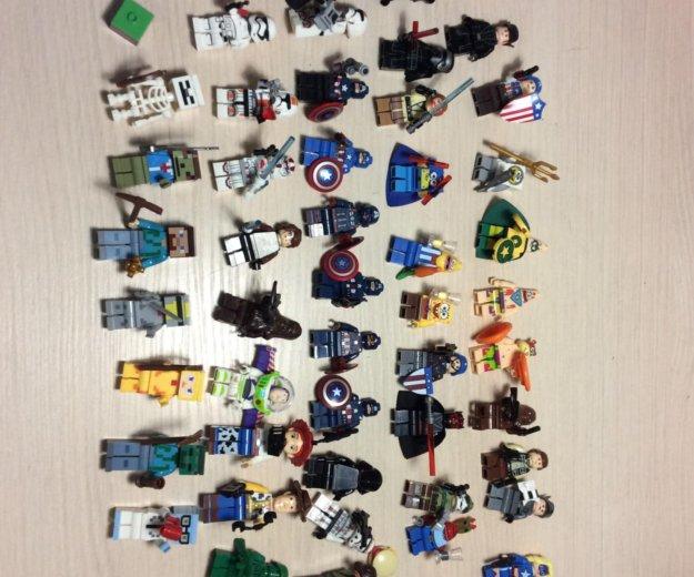 Лего минифигурки. Фото 3. Нальчик.