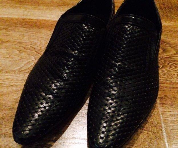 Туфли мужские. Фото 2. Звенигород.
