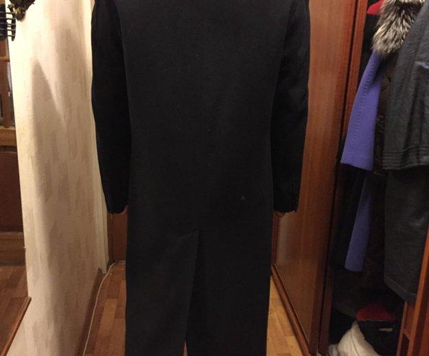 """Длинное мужское пальто марки """"premier"""". Фото 3. Москва."""