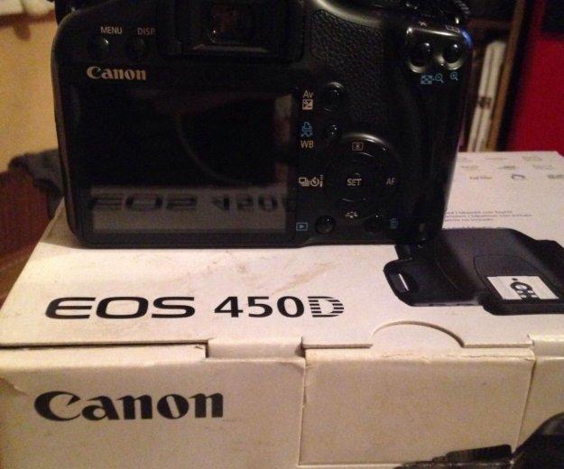 Canon eos  450 d. Фото 2. Мытищи.