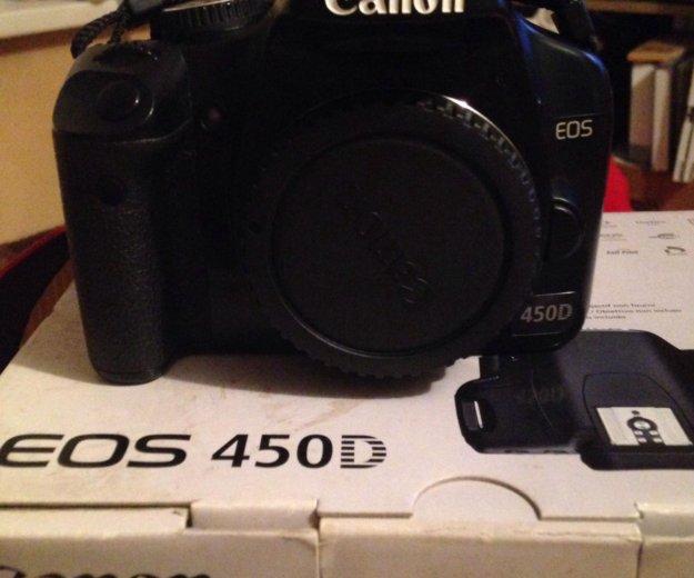 Canon eos  450 d. Фото 3. Мытищи.