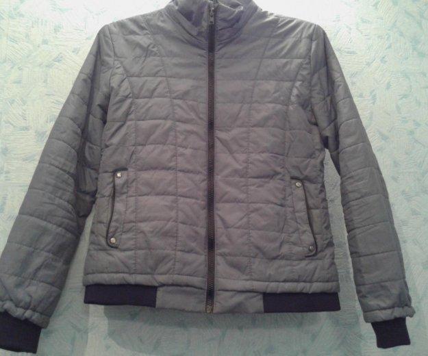 Куртка болоневая женская. Фото 3. Астрахань.