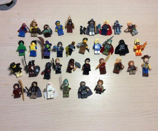 Лего минифигурки. Фото 4. Нальчик.