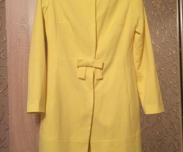 Пальто-платье. Фото 1. Москва.