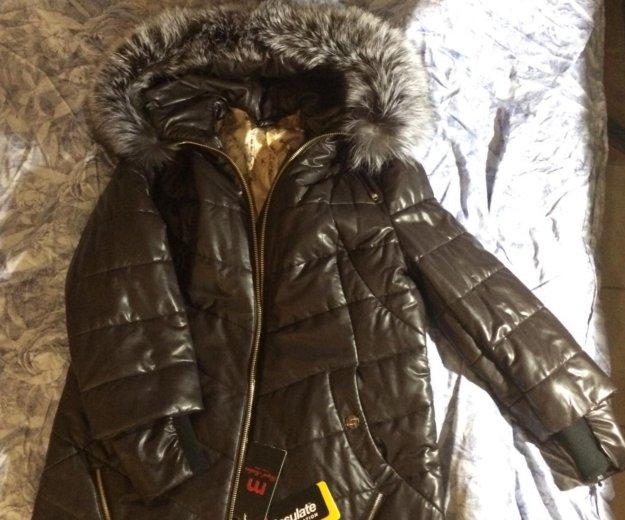 Совершенно новая зимняя куртка,отменного качества. Фото 1. Санкт-Петербург.