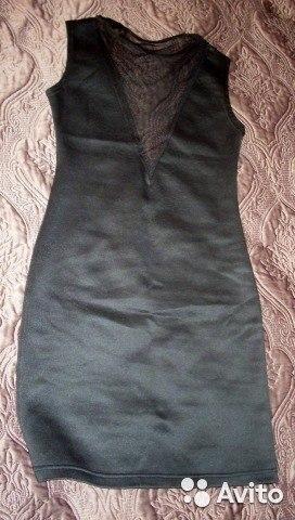 Коктейльное платье со стразами. новое. Фото 3. Санкт-Петербург.
