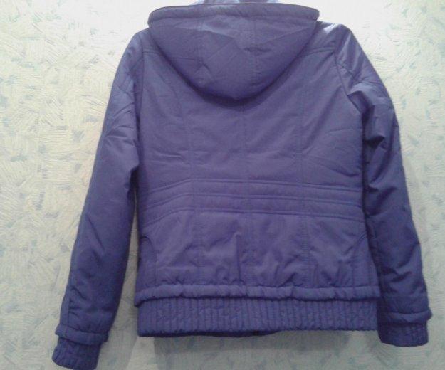 Куртка болоневая женская. Фото 2. Астрахань.