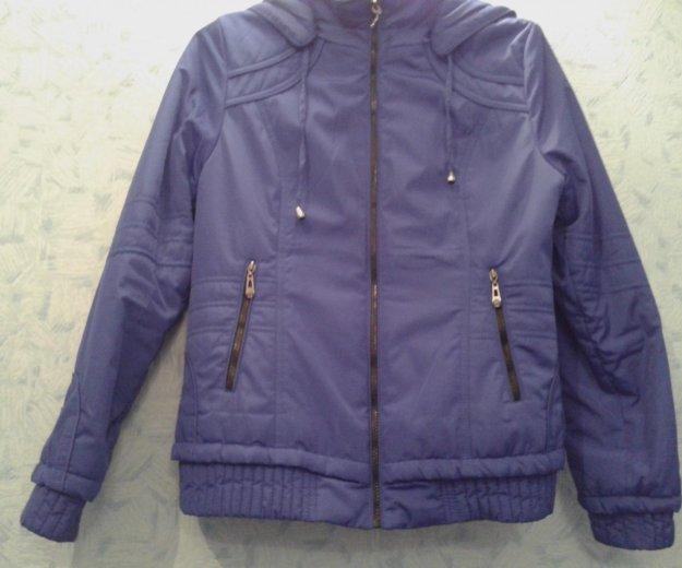 Куртка болоневая женская. Фото 4. Астрахань.
