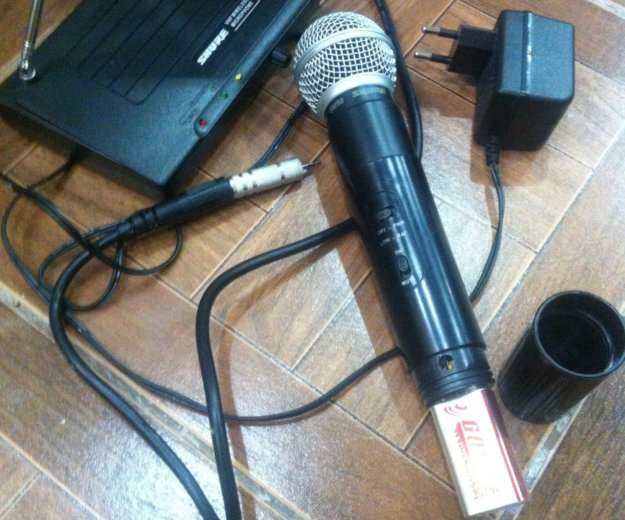 Микрофон. Фото 3.