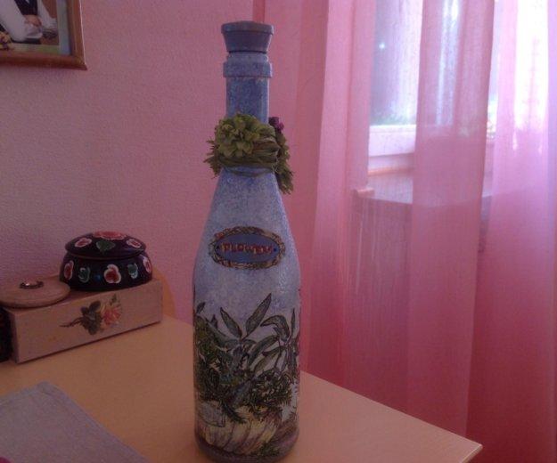Авторские бутылки. Фото 1. Зеленоградск.