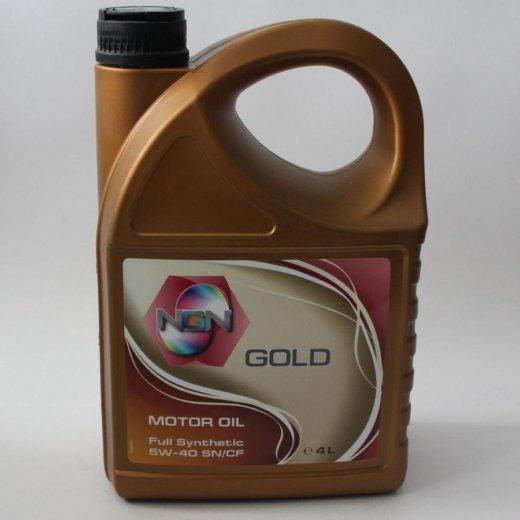 Ngn gold 5w-40. Фото 1. Тюмень.
