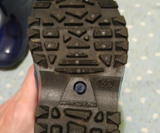 Резиновые сапоги. Фото 3.