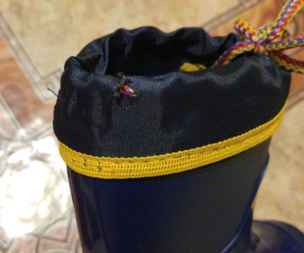 Резиновые сапоги. Фото 4.