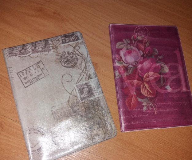 Обложки на паспорт. Фото 4. Казань.