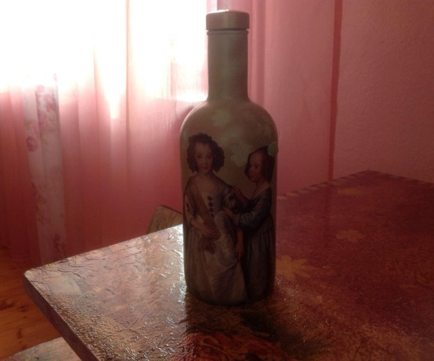 Авторские бутылки. Фото 2. Зеленоградск.