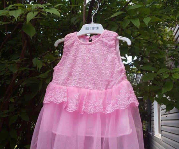 Платье нарядное для девочки 3-6 мес. Фото 1. Химки.
