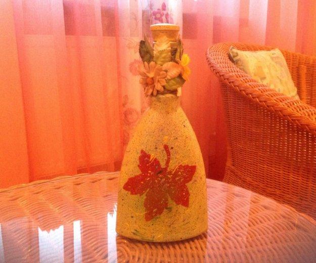 Авторские бутылки. Фото 3. Зеленоградск.