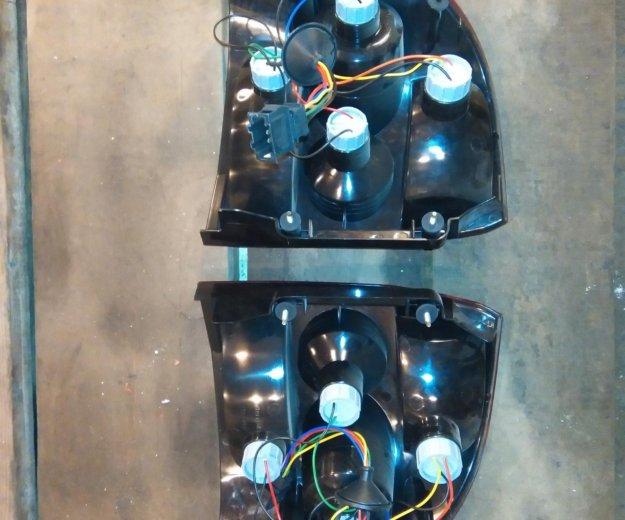 Фонари задние (новые) ваз-2170 приора. Фото 2. Рязань.