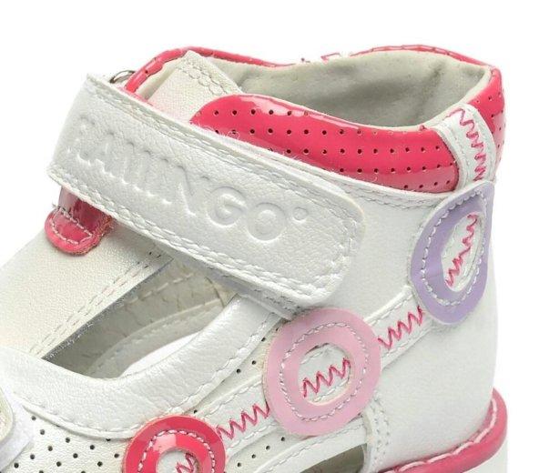 Детские артопедические сандали. Фото 1. Нововоронеж.