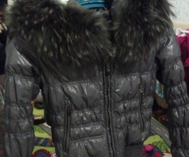 Милая курточка с большущим капюшоном. Фото 2. Красногорск.