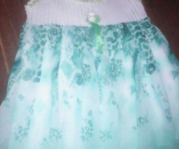 Платье для девочки. Фото 1. Нефтекамск.