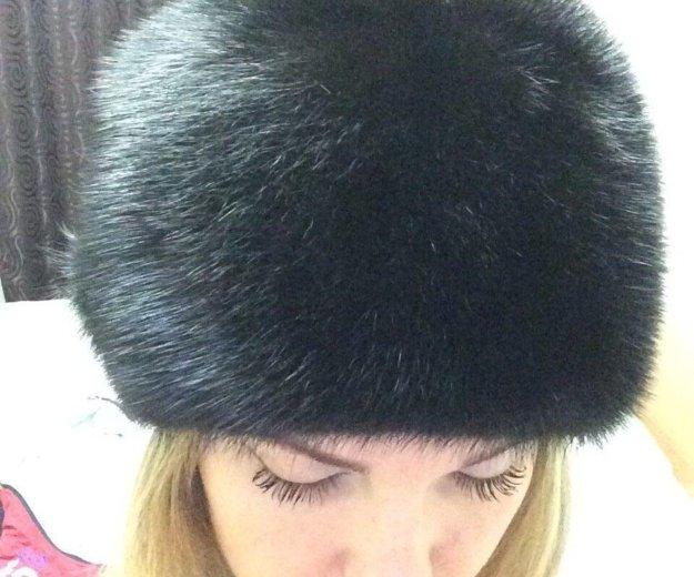 Норковая шапка. Фото 1. Ачинск.