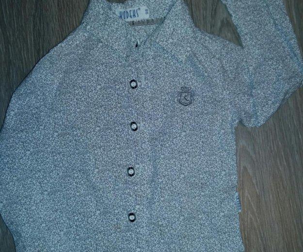 Крутая рубашка на мальчика. Фото 1. Яблоновский.