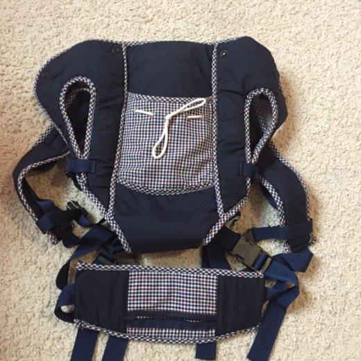Рюкзак переноска для ребенка. Фото 1. Москва.