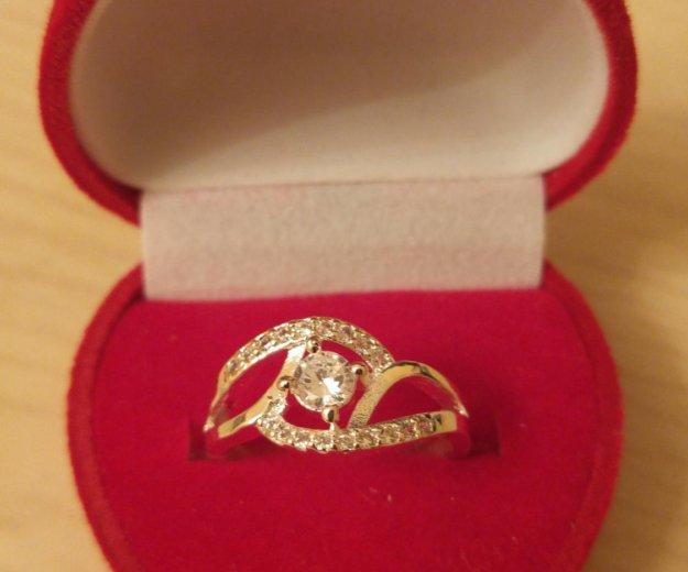 Изящное серебряное кольцо. Фото 3. Санкт-Петербург.