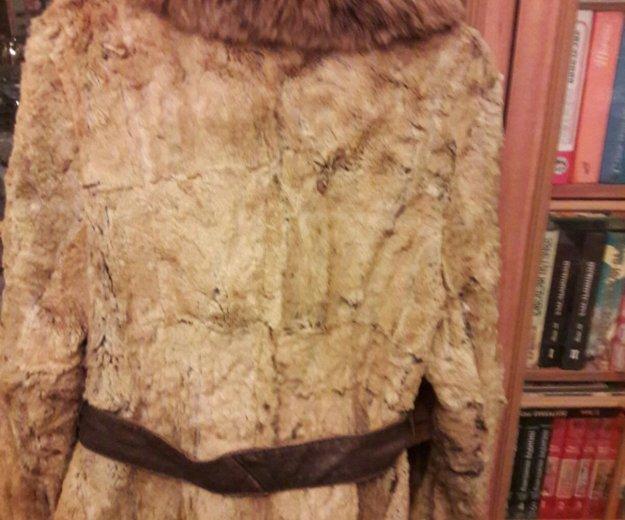 Отличная куртка из бобра+песец. Фото 3.