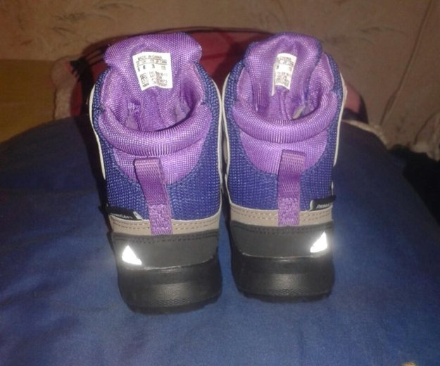 Ботинки демисизонные adidas. Фото 1. Хотьково.