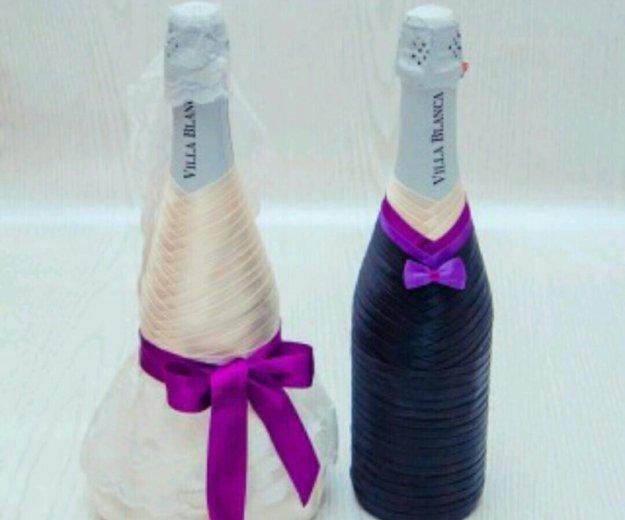 Свадебное шампанское. Фото 1. Набережные Челны.