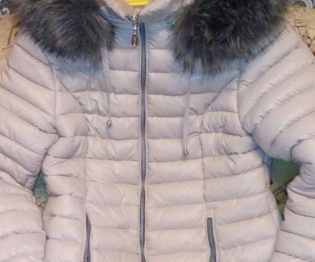 Куртка женская зимняя. Фото 1. Мичуринск.
